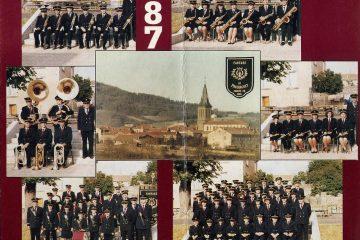 Calendrier 1987